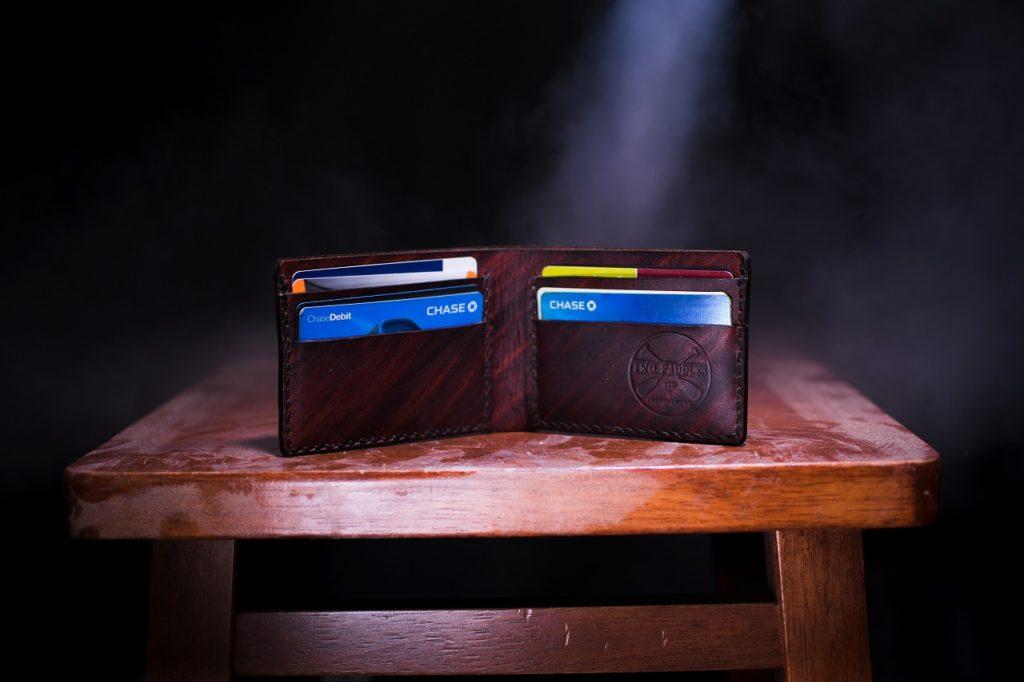 海外就職 財布