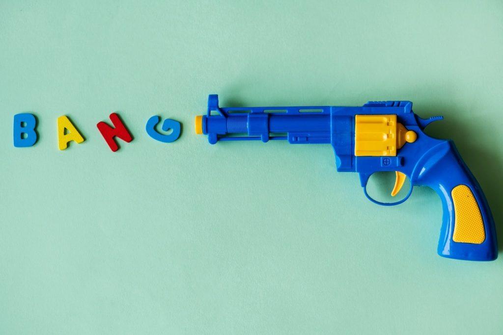 海外 犯罪防止 銃