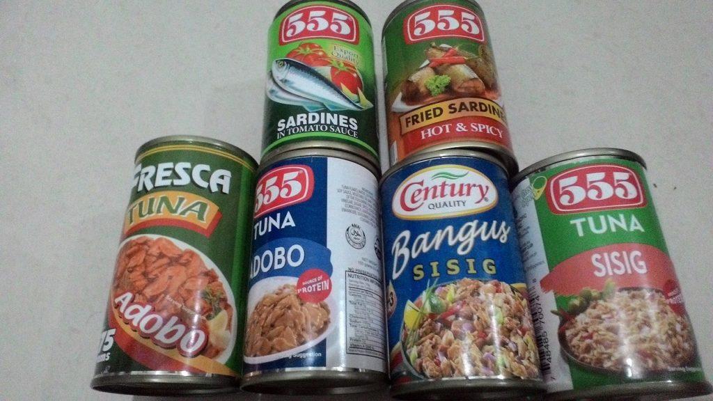 【必見】アラフォーの料理好きがフィリピンの缶詰を勝手に格付けするぞ!