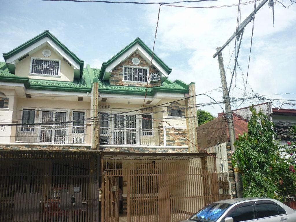 【ケソンのタウンハウス】安かろう悪かろうでない格安フィリピン留学