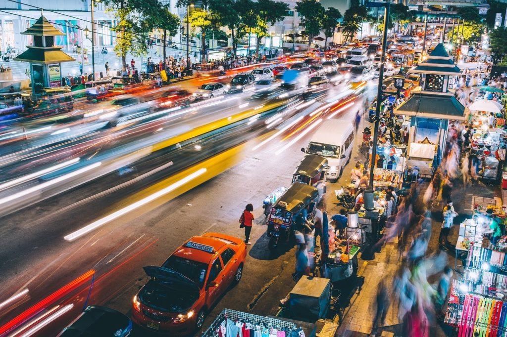 タイ就職 失敗 バンコク
