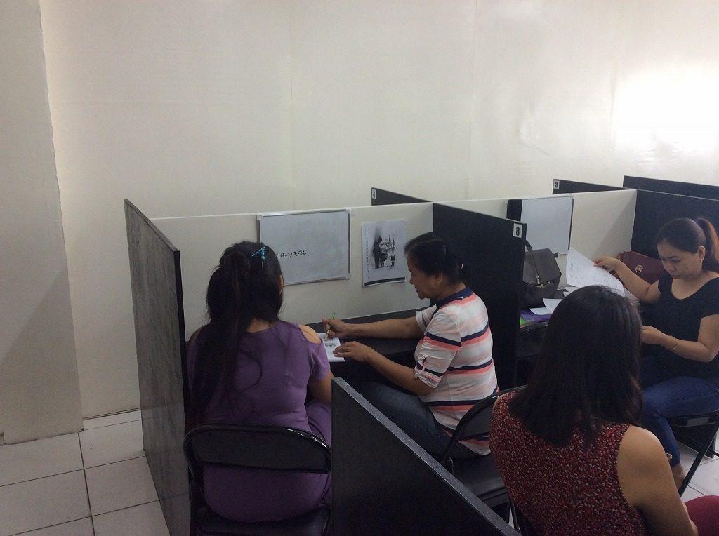 フィリピン留学 講師 研修
