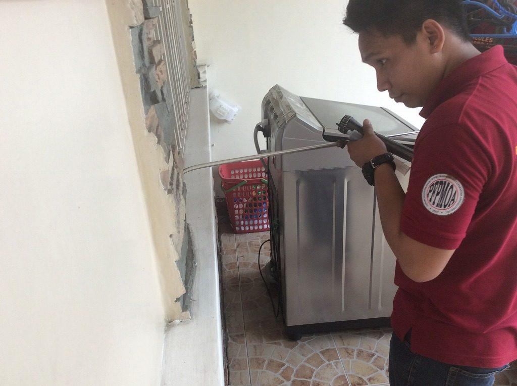 フィリピン留学 ゴキブリ対策 衛生管理
