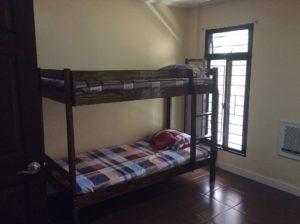 フィリピン留学 ドミトリー 複数人部屋